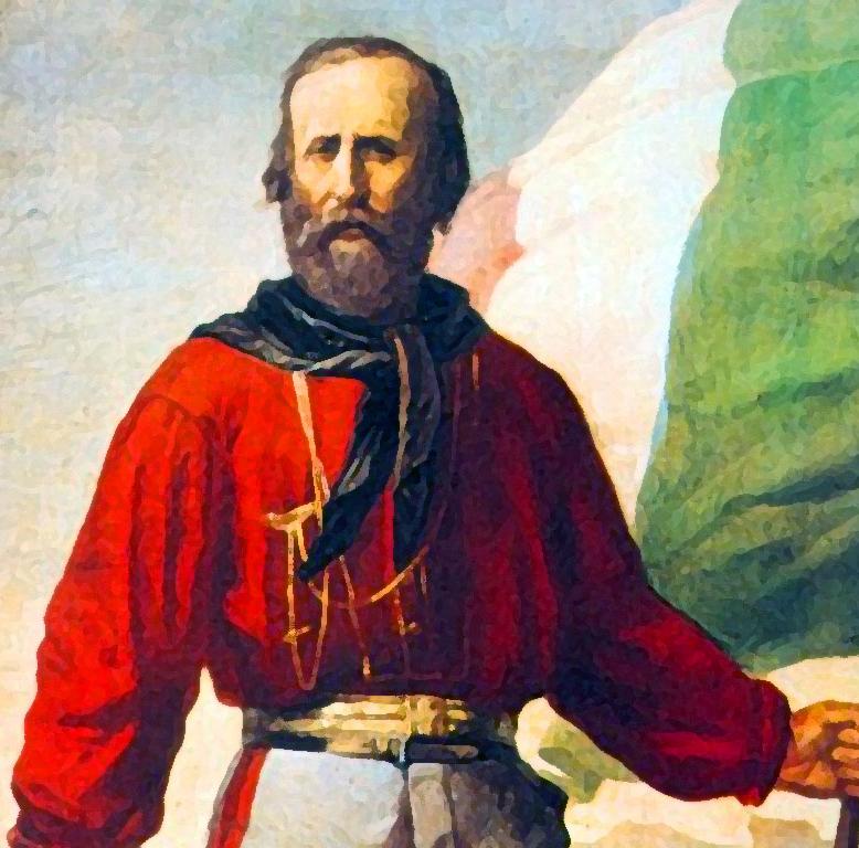 - Giuseppe Garibaldi -