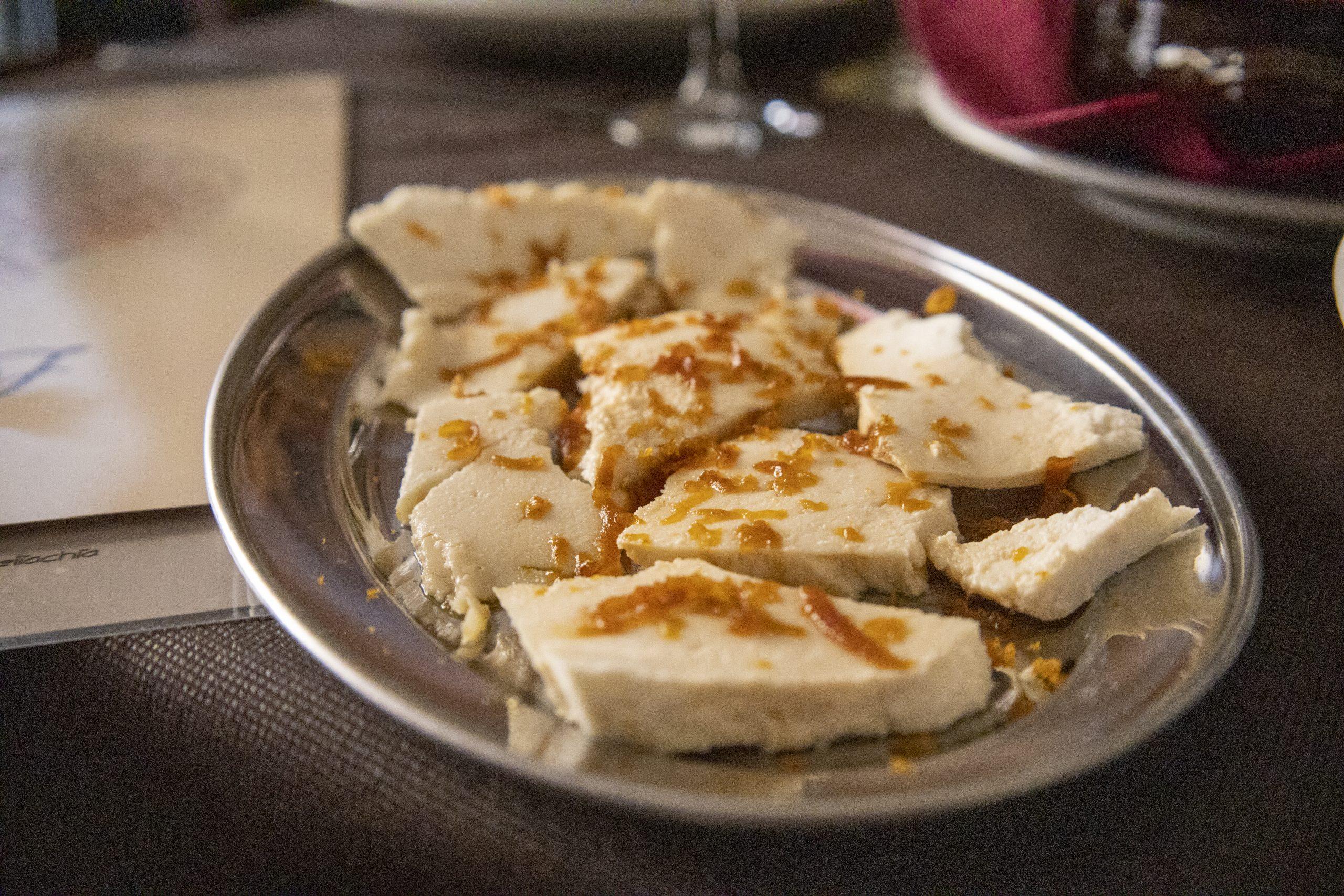 La Pintadera ristorante sardo