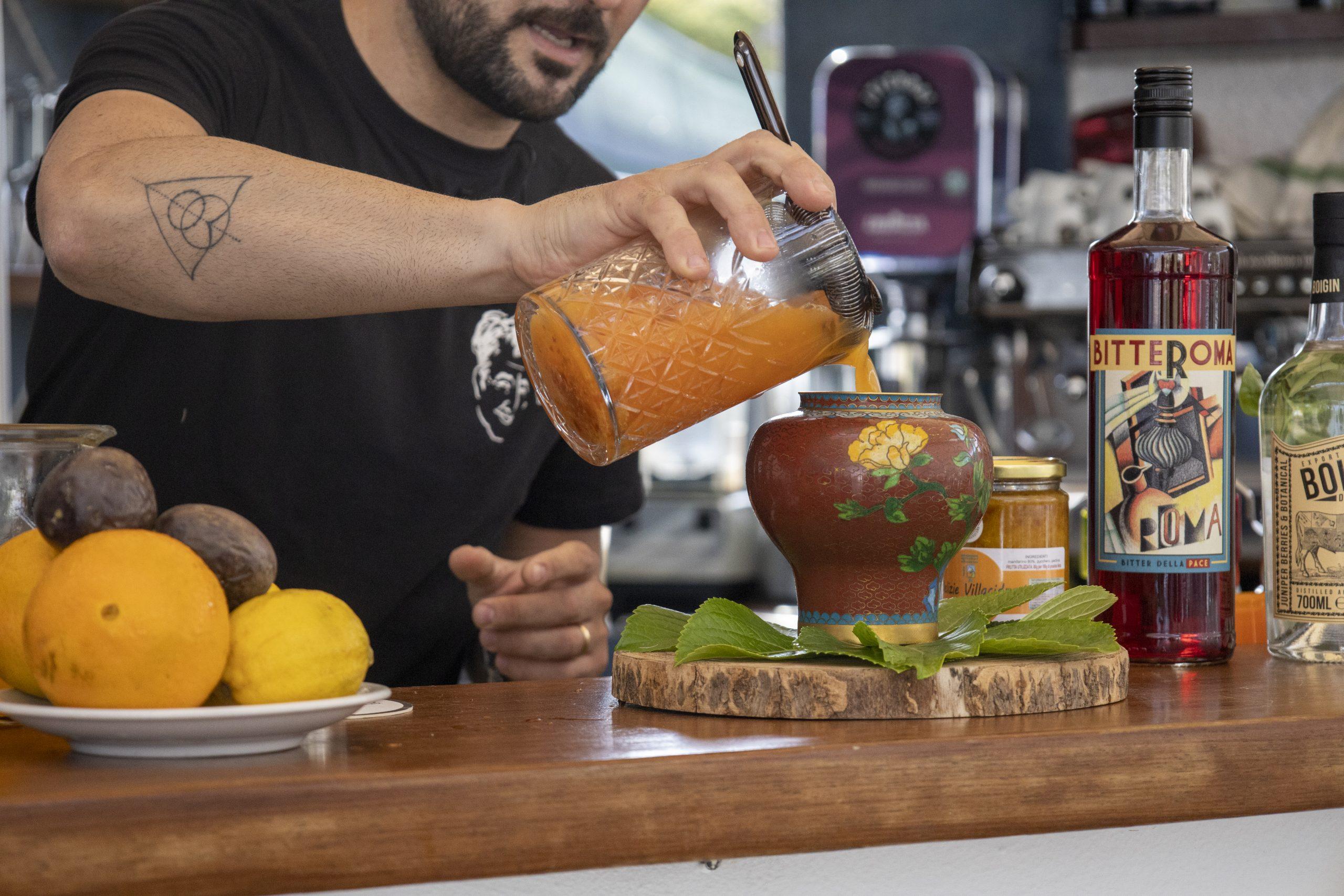 Bar Zi Antò Cocktail