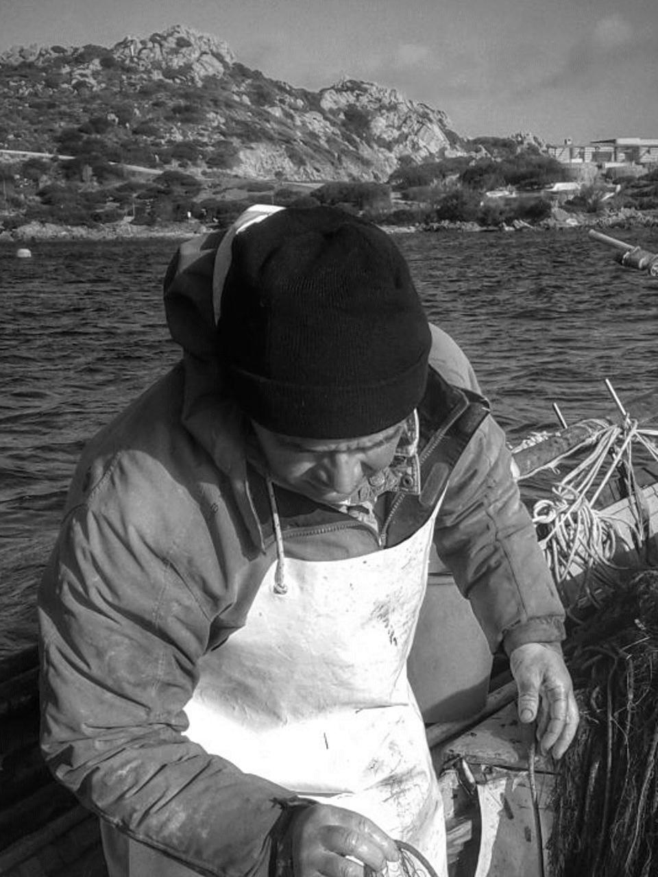 Ivan Olivieri pesca