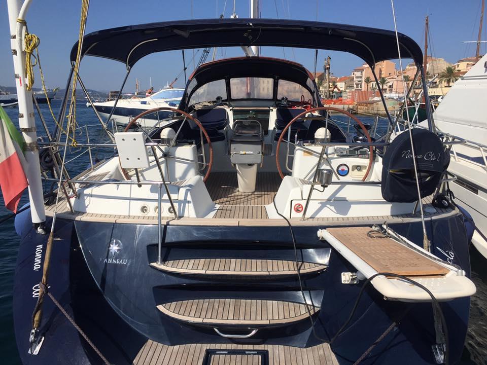Charter a Vela Nonna Clò Arcipelago di La Maddalena e sud Corsica
