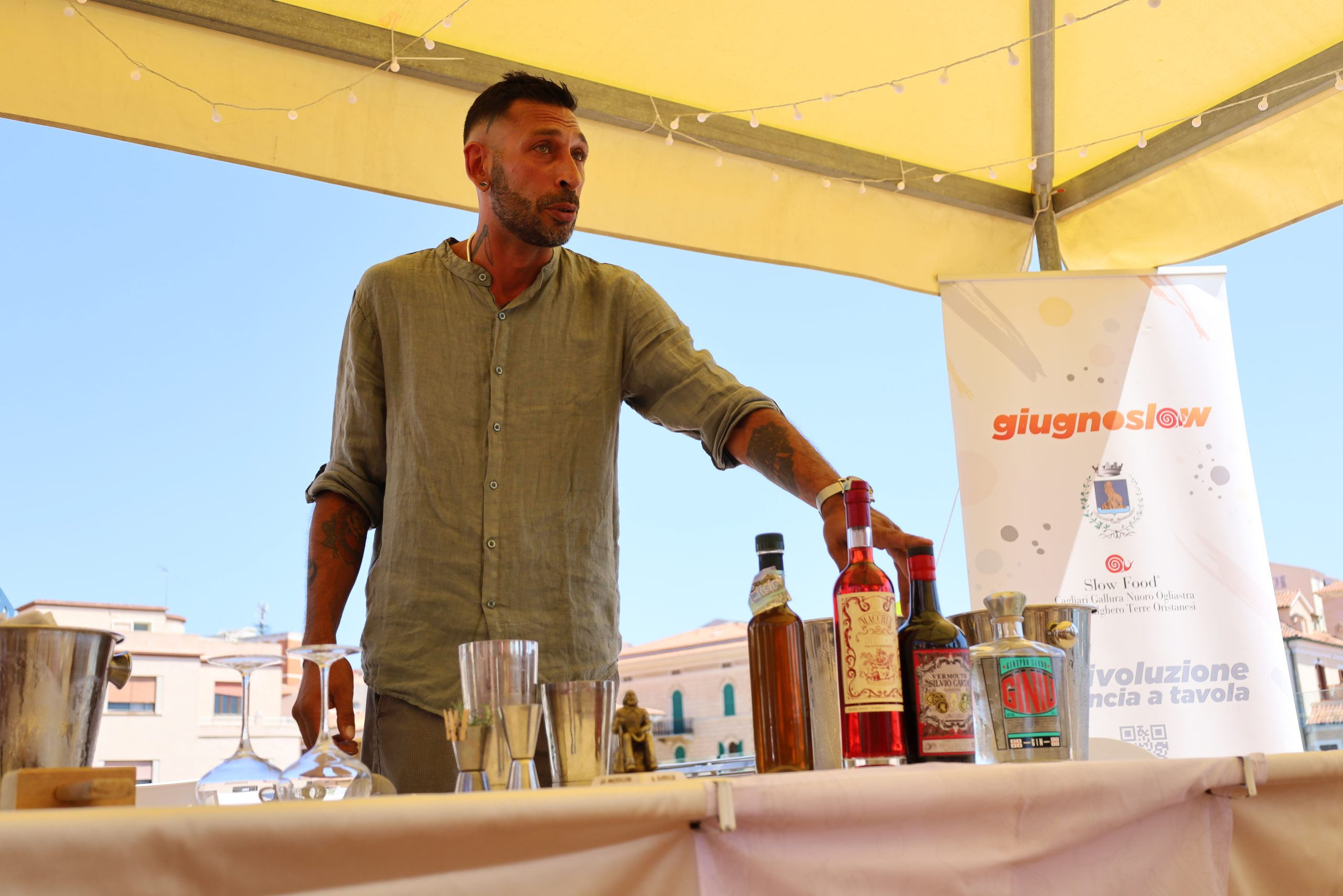 I Vitelloni Un Brindisi per Garibaldi 2021